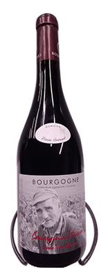 Bourgogne Coulanges Rouge cuvée Terre Rousse
